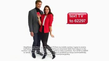 Macy's Super Saturday Sale TV Spot, 'Wow Savings Pass' - Thumbnail 8