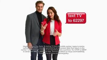 Macy's Super Saturday Sale TV Spot, 'Wow Savings Pass' - Thumbnail 7