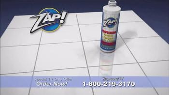 Zap! TV Spot, 'Restore It'