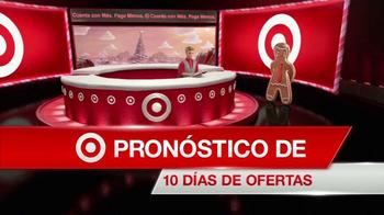 Target TV Spot, 'Pronóstico de ofertas: cameras' [Spanish] - Thumbnail 1
