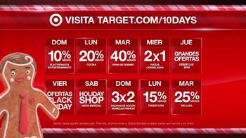 Target TV Spot, 'Pronóstico de ofertas: cameras' [Spanish] - Thumbnail 10