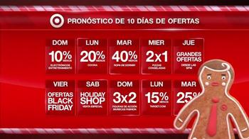 Target TV Spot, 'Pronóstico de ofertas: cameras' [Spanish] - Thumbnail 2
