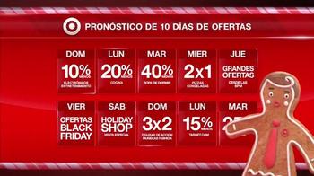 Target TV Spot, 'Pronóstico de ofertas: cameras' [Spanish] - Thumbnail 3