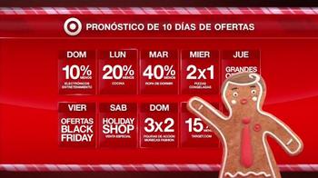 Target TV Spot, 'Pronóstico de ofertas: cameras' [Spanish] - Thumbnail 4