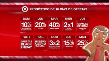 Target TV Spot, 'Pronóstico de ofertas: cameras' [Spanish] - Thumbnail 5