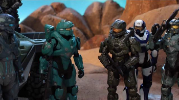 Halo 5: Guardians TV Spot, 'Adult Swim: Robot Chicken' - 12 commercial airings