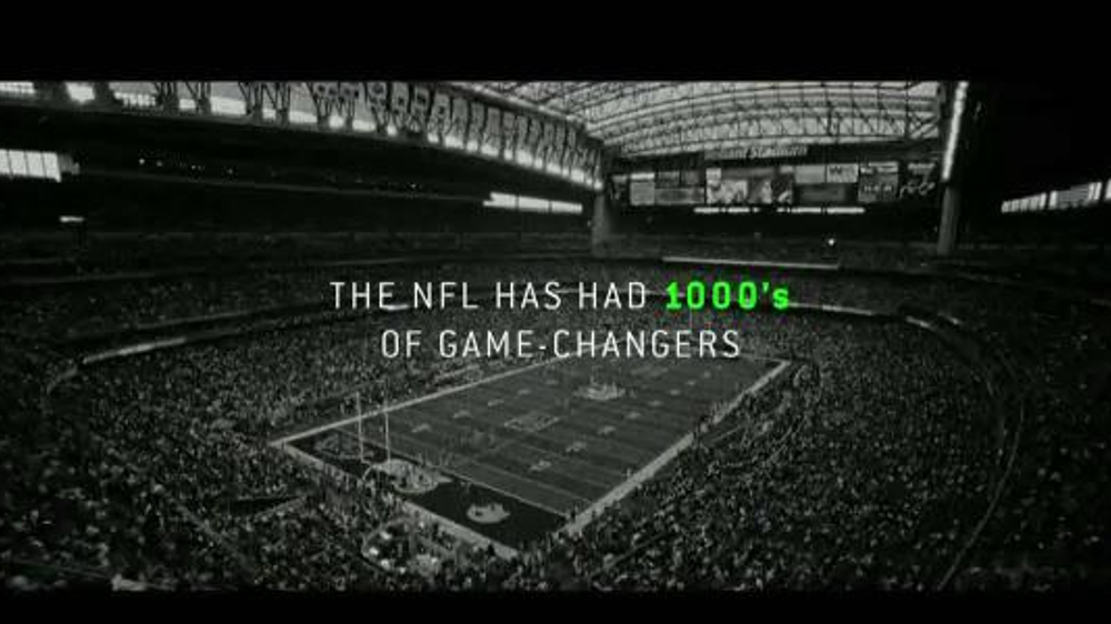Answer ALS TV Commercial, 'NFL Game-Changing Moment: The Hail Mary'