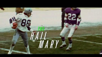 Answer ALS TV Spot, 'NFL Game-Changing Moment: The Hail Mary' - Thumbnail 5