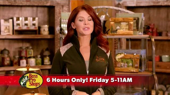 Bass Pro Shops Black Friday Sale TV Spot, 'Fleece, Drone and Smoker' - Thumbnail 9