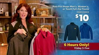 Bass Pro Shops Black Friday Sale TV Spot, 'Fleece, Drone and Smoker' - Thumbnail 5