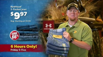 Bass Pro Shops Black Friday Sale TV Spot, 'Fleece, Drone and Smoker' - Thumbnail 6