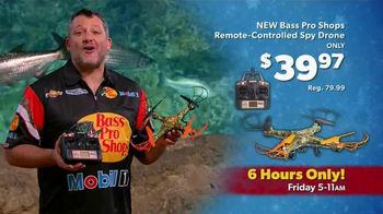 Bass Pro Shops Black Friday Sale TV Spot, 'Fleece, Drone and Smoker' - Thumbnail 7