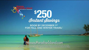 Nassau Paradise Island TV Spot, 'Fall and Winter Travel' - Thumbnail 9