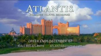 Atlantis Bahamas Black Friday Sale TV Spot, 'Biggest Sale of the Year' - Thumbnail 9