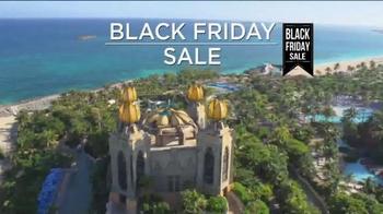 Atlantis Bahamas Black Friday Sale TV Spot, 'Biggest Sale of the Year' - Thumbnail 2