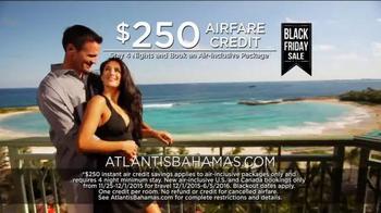Atlantis Bahamas Black Friday Sale TV Spot, 'Biggest Sale of the Year' - Thumbnail 6