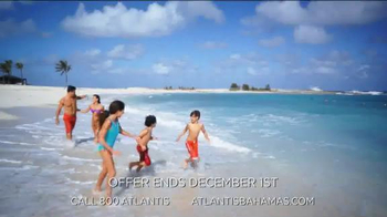 Atlantis Bahamas Black Friday Sale TV Spot, 'Biggest Sale of the Year' - Thumbnail 8