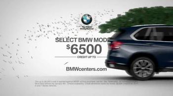 BMW Happier Holiday Event TV Spot, 'Santa' - Thumbnail 10