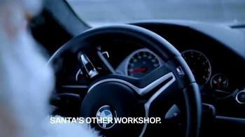 BMW Happier Holiday Event TV Spot, 'Santa' - Thumbnail 2