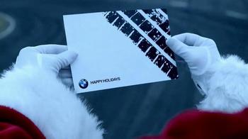 BMW Happier Holiday Event TV Spot, 'Santa' - Thumbnail 7