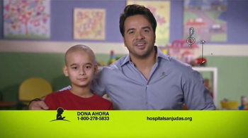St. Jude Children's Research Hospital TV Spot, 'Dona ahora' [Spanish] - Thumbnail 1