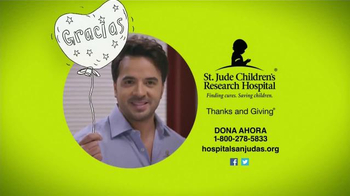 St. Jude Children's Research Hospital TV Spot, 'Dona ahora' [Spanish] - Thumbnail 9