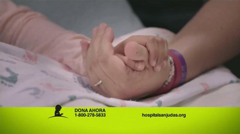 St. Jude Children's Research Hospital TV Spot, 'Dona ahora' [Spanish] - Thumbnail 3