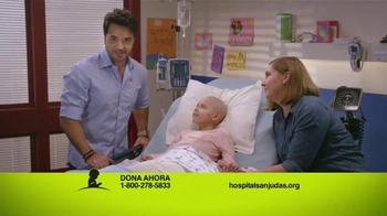 St. Jude Children's Research Hospital TV Spot, 'Dona ahora' [Spanish] - Thumbnail 4