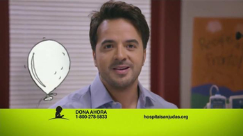 St. Jude Children's Research Hospital TV Spot, 'Dona ahora' [Spanish] - Thumbnail 6