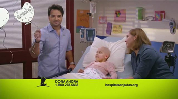 St. Jude Children's Research Hospital TV Spot, 'Dona ahora' [Spanish] - Thumbnail 7