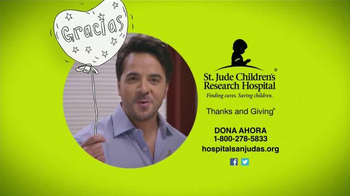 St. Jude Children's Research Hospital TV Spot, 'Dona ahora' [Spanish] - Thumbnail 8