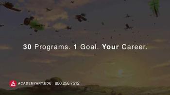 Academy of Art University TV Spot, 'Soar Takes Flight' - Thumbnail 10