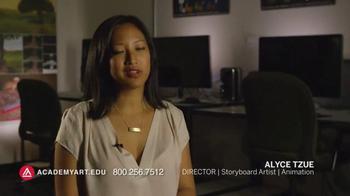 Academy of Art University TV Spot, 'Soar Takes Flight' - Thumbnail 3