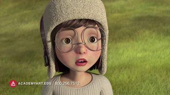 Academy of Art University TV Spot, 'Soar Takes Flight'