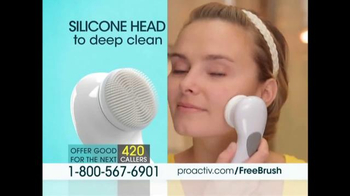 Proactiv Deep Cleansing Brush TV Spot, 'Luminous and Fresh' - Thumbnail 5