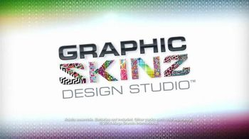 RoseArt Graphic Skinz Design Studio TV Spot, 'Disney Channel: Work of Art' - Thumbnail 8