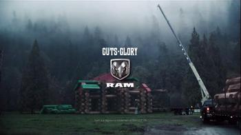 2016 Ram Heavy Duty TV Spot, 'Cabin' - Thumbnail 9