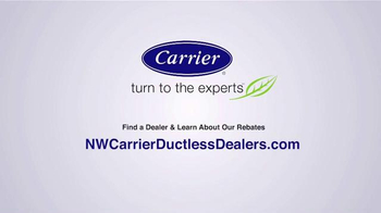 Carrier Ductless System TV Spot, 'Cozy Retreat' - Thumbnail 8