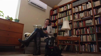 Carrier Ductless System TV Spot, 'Cozy Retreat' - Thumbnail 5