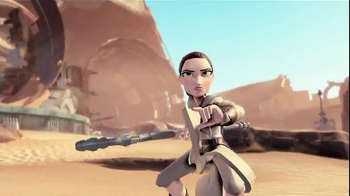 Star Wars: The Force Awakens Playset TV Spot, 'Play the Next Chapter' - Thumbnail 5