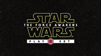 Star Wars: The Force Awakens Playset TV Spot, 'Play the Next Chapter' - Thumbnail 6