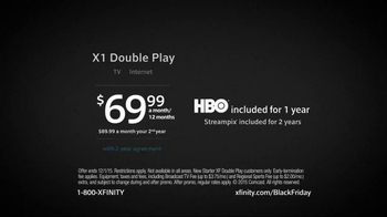 XFINITY 9 Days of Black Friday Event TV Spot, 'Too Big for One Day' - Thumbnail 2