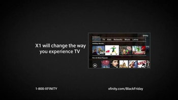 XFINITY 9 Days of Black Friday Event TV Spot, 'Too Big for One Day' - Thumbnail 4
