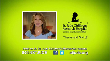 St. Jude Children's Research Hospital TV Spot, 'Thanks and Giving: Jimmy' - Thumbnail 10
