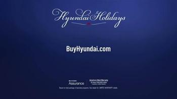 2015 Hyundai Holidays Sales Event TV Spot, 'Happiest Holidays: SUV' - Thumbnail 9