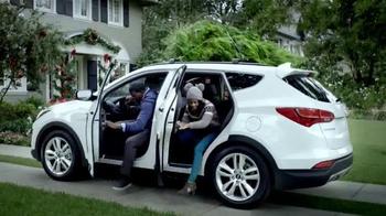 2015 Hyundai Holidays Sales Event TV Spot, 'Happiest Holidays: SUV' - Thumbnail 5