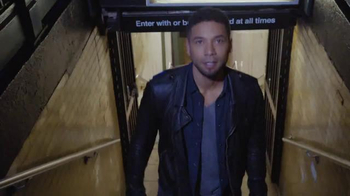Pepsi TV Spot, 'Jamal Lyon's Train Ride' Featuring Jussie Smollett - Thumbnail 6