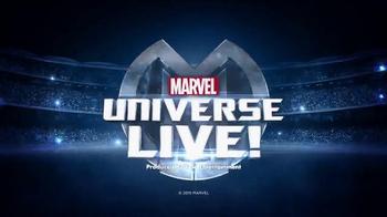 Marvel Universe Live! TV Spot, 'Greatest Superheroes' - Thumbnail 4