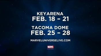 Marvel Universe Live! TV Spot, 'Greatest Superheroes' - Thumbnail 6