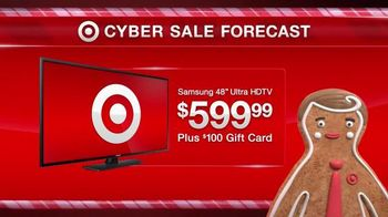 Target 10 Day Deal TV Spot, '10 Days of Deals: Cyber Monday TV' - 455 commercial airings